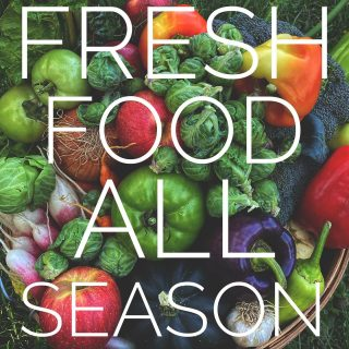 City Fresh keeps you in fresh local veggies all season long! A selection of seasonal produce in your home each week helps you make positive food choices and supports your community simultaneously. Get set for summer by ordering at cityfresh.org today - automatically enjoy 10% off of 15 or more full priced shares. 🍅🥕🌽🥬🫐🍆