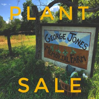 Plant sale is tomorrow! Saturday May 1, 2021 10-3pm. Join us at George Jones Farm for veggie starts, seeds, pre-fab raised beds, vermicomposting starts, and more!  44333 St. Rt. 511, Oberlin, OH
