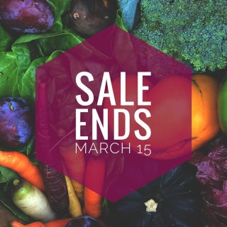 Our CSA Day sale ends Monday! Get your 10% off 15+ regular shares while the gettin's good! Make sure you're all stocked up on fresh local veggies this season. Order at cityfresh.org 🍅🥬🌽