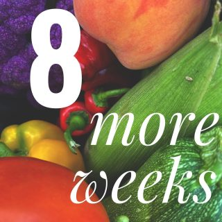 8 more great weeks of fresh local veggies! 8 more weeks working for food justice! Join us for any or all of these remaining weeks at cityfresh.org. 🍓  Get your order in by 11:59 tonight (Saturday) for Tuesday shares.   - #cityfresh #csa #eatlocal #shoplocal