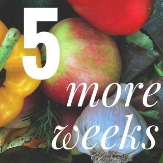 There are 5 weeks left of our regular season! Get in on these peak fall veggies by ordering before midnight tonight at cityfresh.org 🍓 #cityfresh #csa #eatlocal #shoplocal