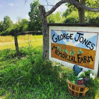 Have you heard about George Jones Memorial Farm? It's the home of the New Agrarian Center and partner program of City Fresh. We are a 70-acre wetland, nature preserve and agricultural facility located in Oberlin/New Russia Township. You may have tasted some of the delicious herbs and vegetables that come from our farm or possibly walked the trails on property to escape the hustle and bustle of your busy day, and the plan for 2021 is to keep the momentum going. It's been a wild ride since the pandemic started, but it's fueled the fire around here to continue providing the best experience possible to our veggie-loving community. Keep an eye out for more updates here!