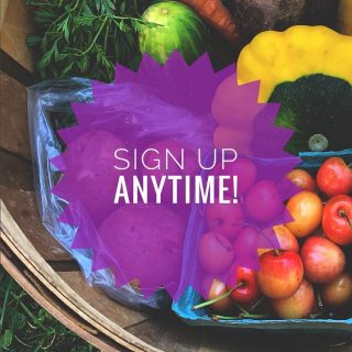 Sign up for your City Fresh share at anytime! There is no upfront commitment and no stress to have your grocery budget set aside for the entire season.   Place an order for week one, or every other week, or order all weeks + the holidays if you'd like! Take a week off if you know you'll be out of town or just don't need the extra veggies that week. It's that simple!   Get started today at cityfresh.org. 🍓  #cityfresh #csa #community #localbusiness #localagriculture