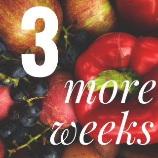 There are only 3 WEEKS left of our regular season! Of course, there are the bonus weeks at Coventry, Lakewood, and Oberlin after that, but only 3 more weeks at all 14 of our pickup locations.   Order today at cityfresh.org for one or all 3! 🍓  #cityfresh #csa #eatlocal #shoplocal