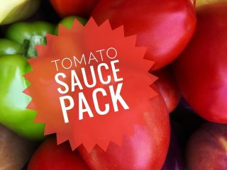 Tomato sauce packs are here! Order for pick-up at one of our Fresh Stop locations starting next week. 🍅   Packs are $25 and include: - Half bushel of Roma tomatoes - Onions - Garlic - Bell peppers - Basil  Send an email to info@cityfresh.org to place your order. Please include your name, pick-up location, and date. Packs will be charged to a card on file. 🍓  #cityfresh #csa #eatlocal #shoplocal